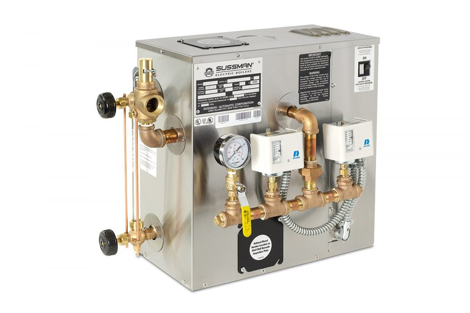 Sussman MBA Electric Steam Boilers | EW Process