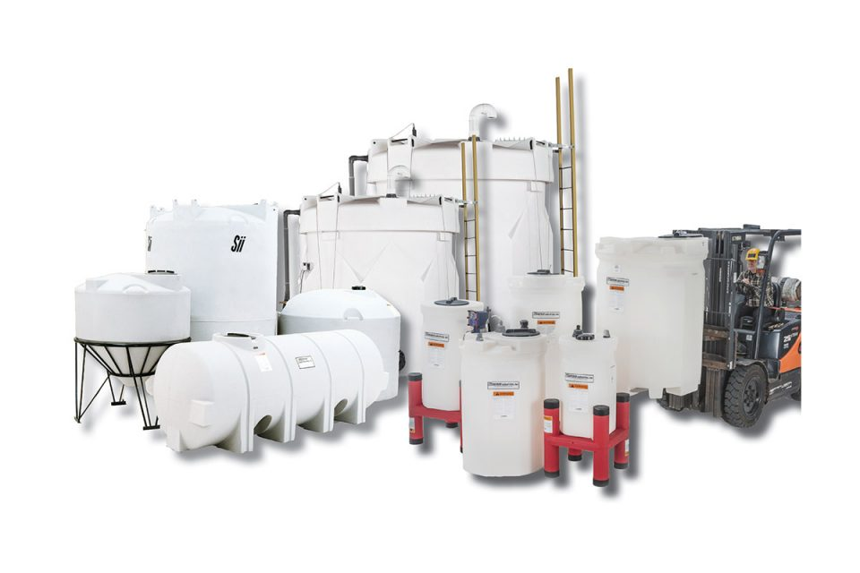 Industrial Tanks and Tank Cleaning | EW Process