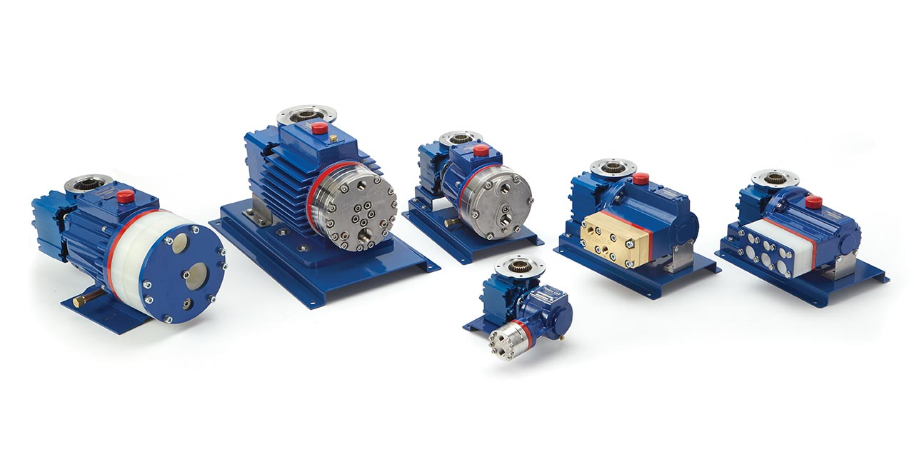 Hydra Cell Positive Displacement Pumps   EW Process