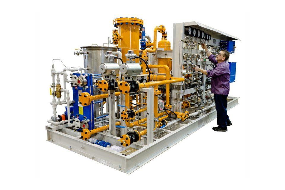 Process Gas Compressors | EW Process