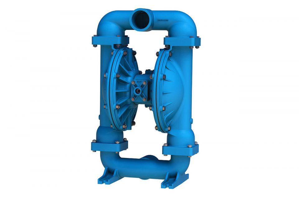 Sandpiper S30 Metallic Ball Valve Pump | EW Process