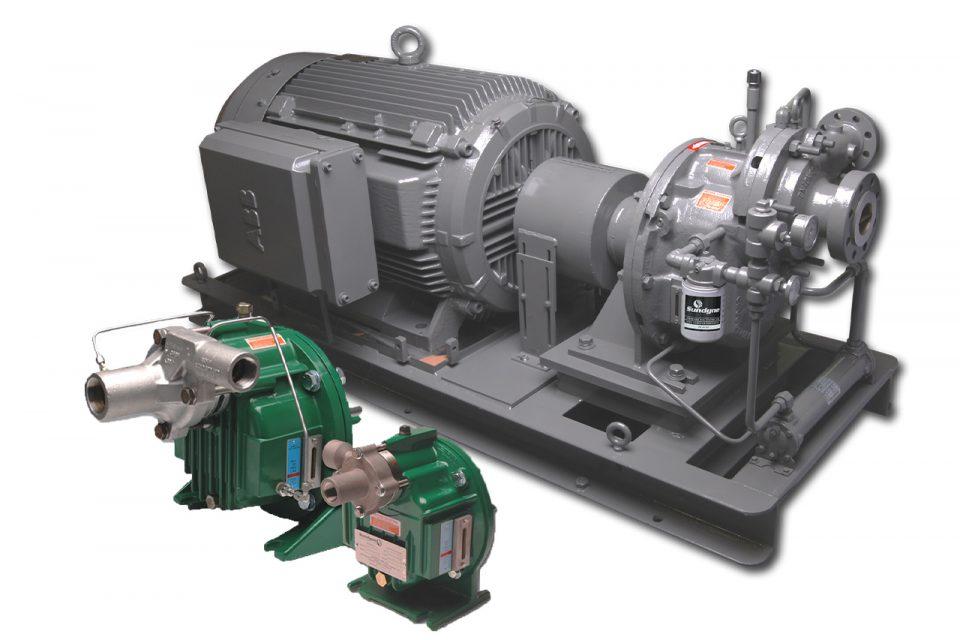Sundyne Sunflo P Series Centrifugal Pump | EW Process