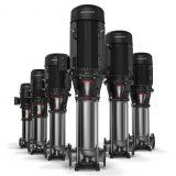 Grundfos CR Vertical Multistage Pump | EW Process