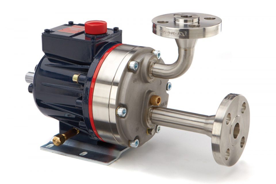 Hydracell D10 G10 Diaphragm Pump | EW Process