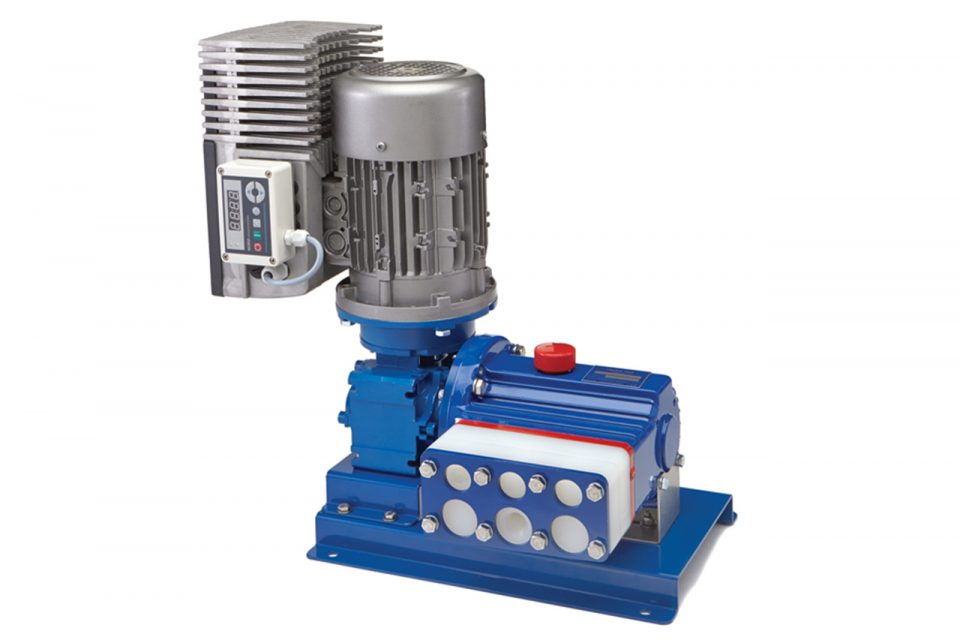 Hdracell p200 Metering Pumps | EW Process