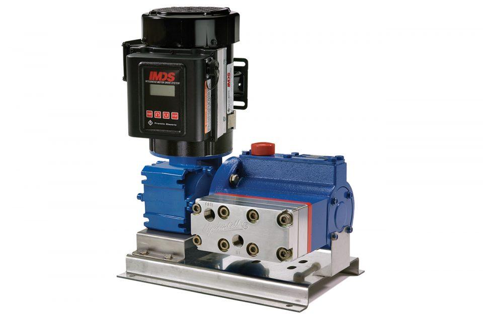 Hydracell P300 Diaphragm Metering Pump | EW Process