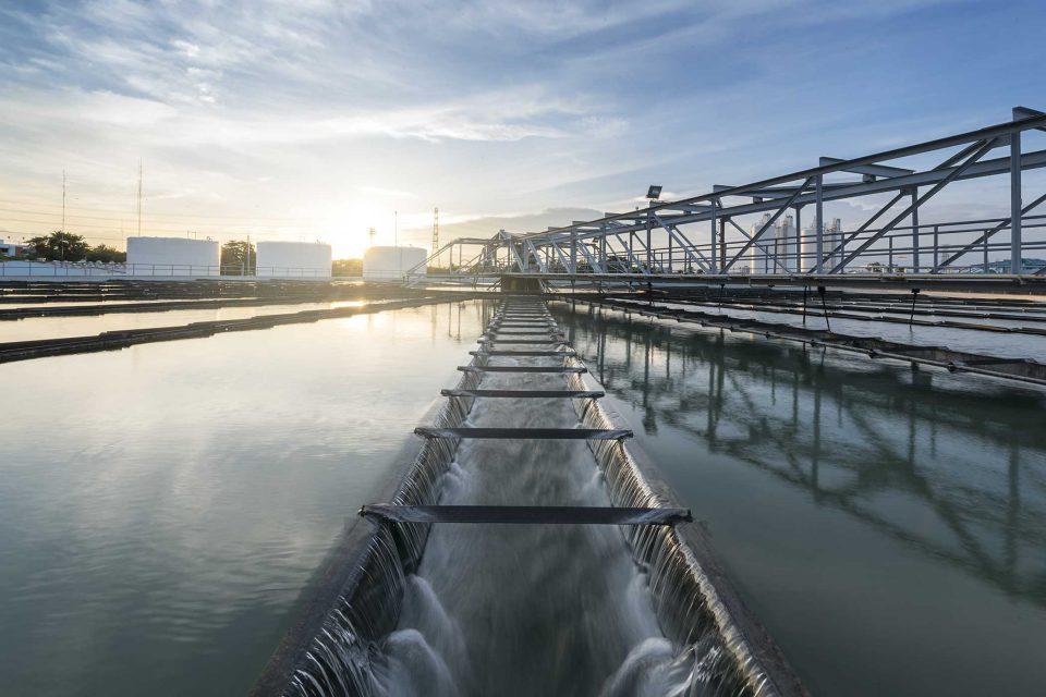 Industrial Municipal Water Treatment   EW Process