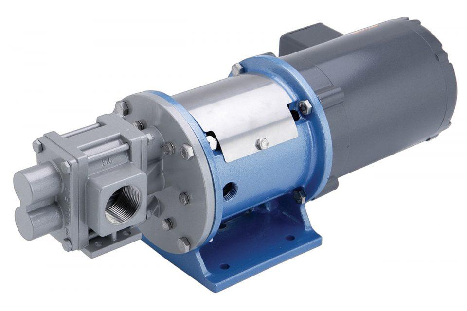 Liquiflo 3 Series Chemical Gear Pump | EW Process
