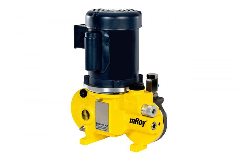 Milton Roy mROY chemical metering pump | EW Process