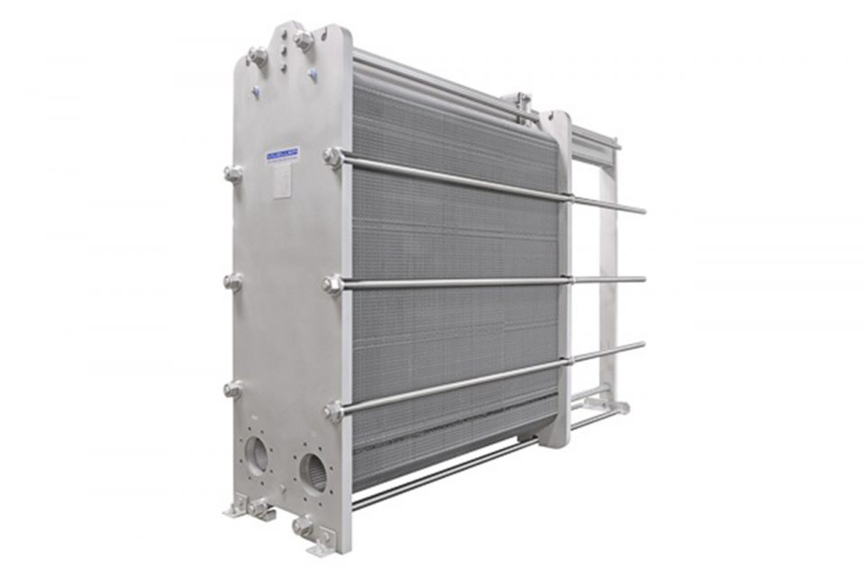 Accutherm Sanitary Plate Heat Exchange | EW Process