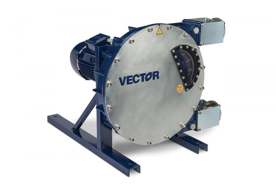 Vector 2008-2010 peristaltic pump | EW Process